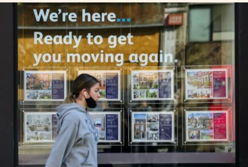 House Prices London depopulation 2020 COVID-19 - Estate Agent FT-com
