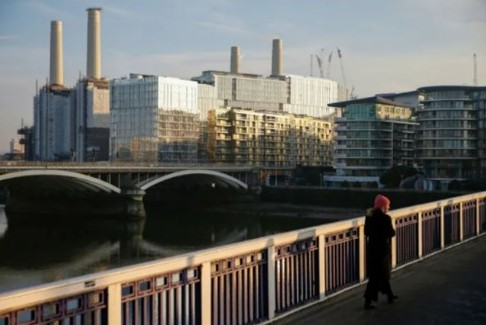 House Prices London depopulation 2020 COVID-19 -Battersea