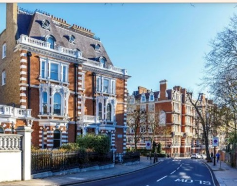 House Prices London depopulation 2020 COVID-19 -Kensignton