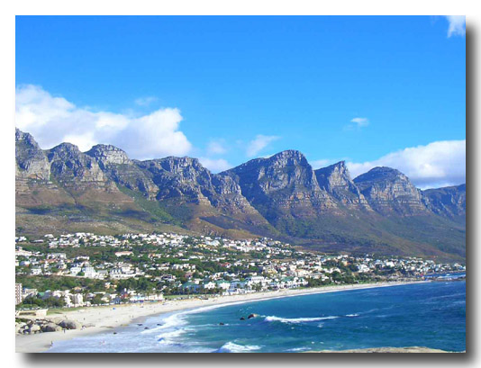 Camps Bay Beach - Attractions/Entertainment - Camps Bay, ZA