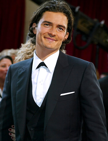Orlando Bloom Short Hairstyles pictures