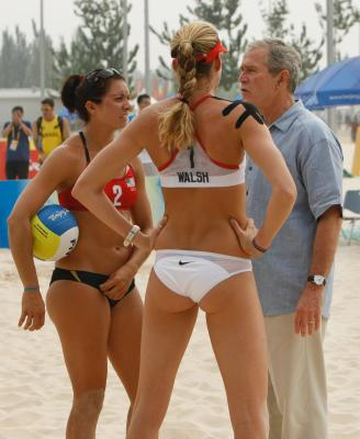 2012 Olympic London Beach Volleyball