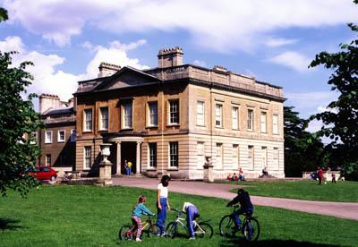 Bristol's-Blaise-Castle-House