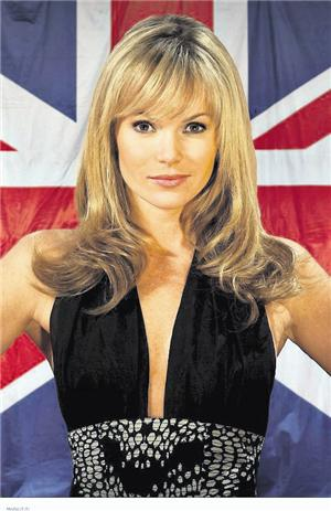 Britains Got Talent Amanda Holden