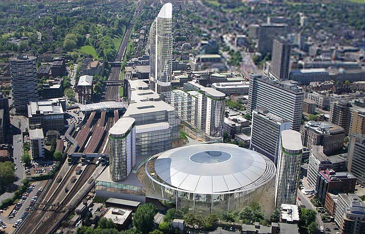 Croydon regeneration