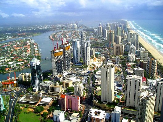 Gold Coast Australia Boom Development