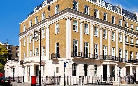 London Eton Square