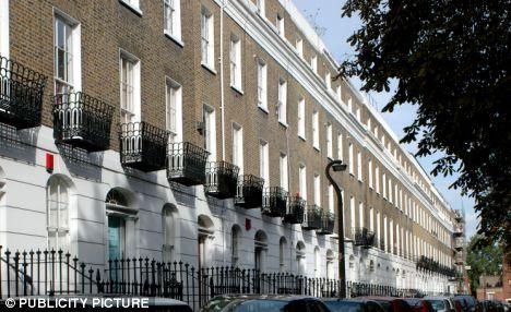 London Houses Nice