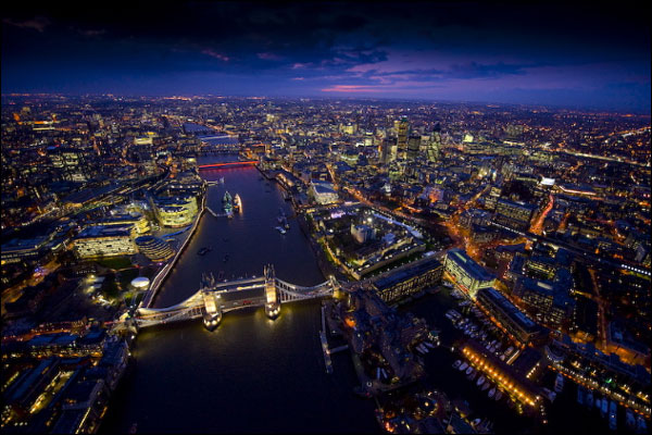 London Prime Property Boom
