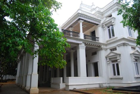 Manikyavelu Mansion Bangalore
