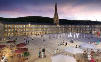 Piece Hall Halifax Evans Vettori Milan Model