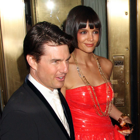 Property Exit Sexy Katie Holmes Tom Cruise New York