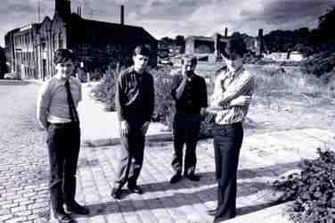 Property Investment Northern England Manchester Joy Division 1978 Housing Recession