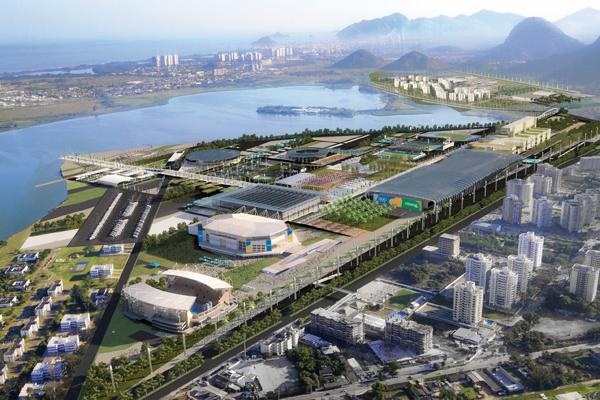 Rio Olympics Venue