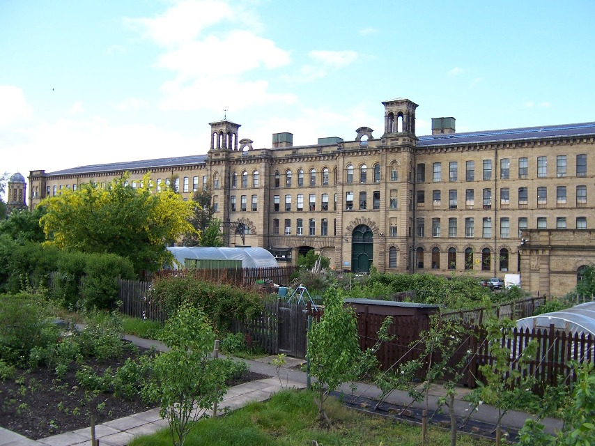 Saltaire Salts Mill