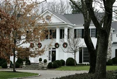 Al Gore's Mansion Nashville