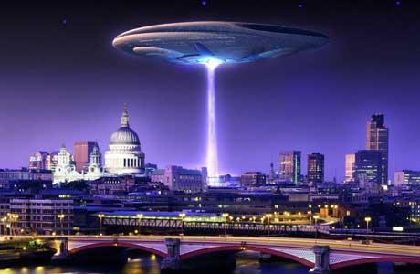 London Change Alien