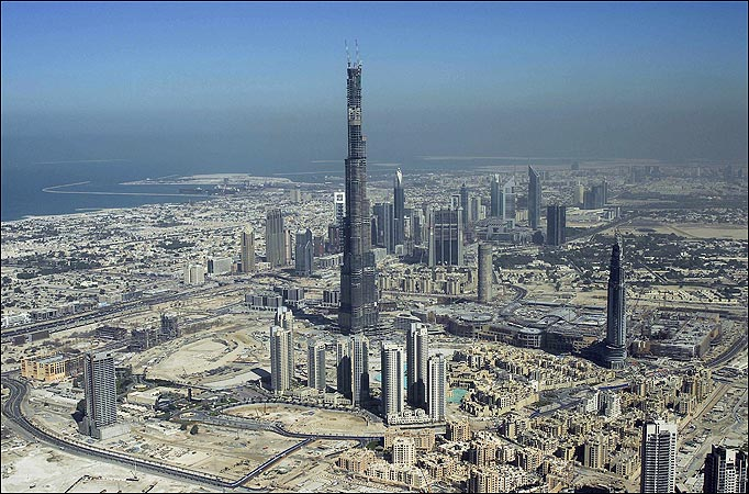 Burj Dubai World Crisis Debt