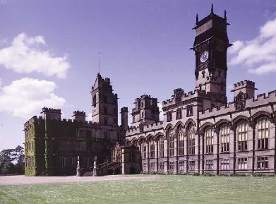 Carlton Towers mansion