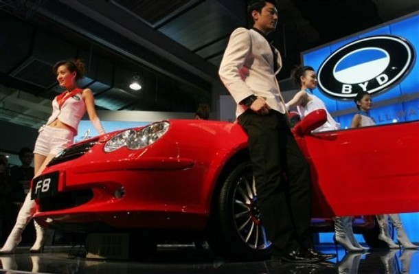 China car company BYD