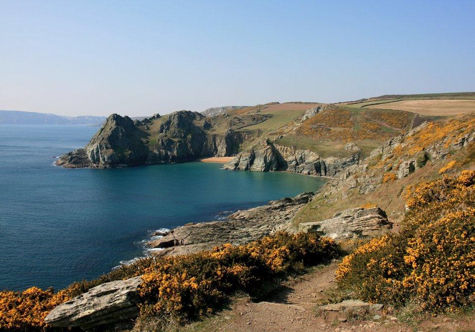 Cornwall coastal beauty