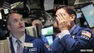 Crisis Panic Stock Market Depression