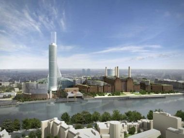 Nine Elms Regeneration Battersea London