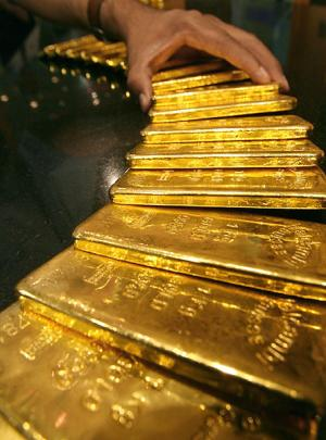 Gold safe haven for investors