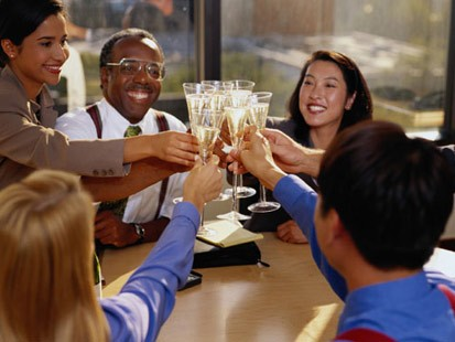 investors-celebrate-millionaire