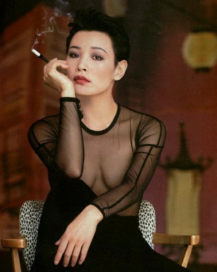 Joan Chen China