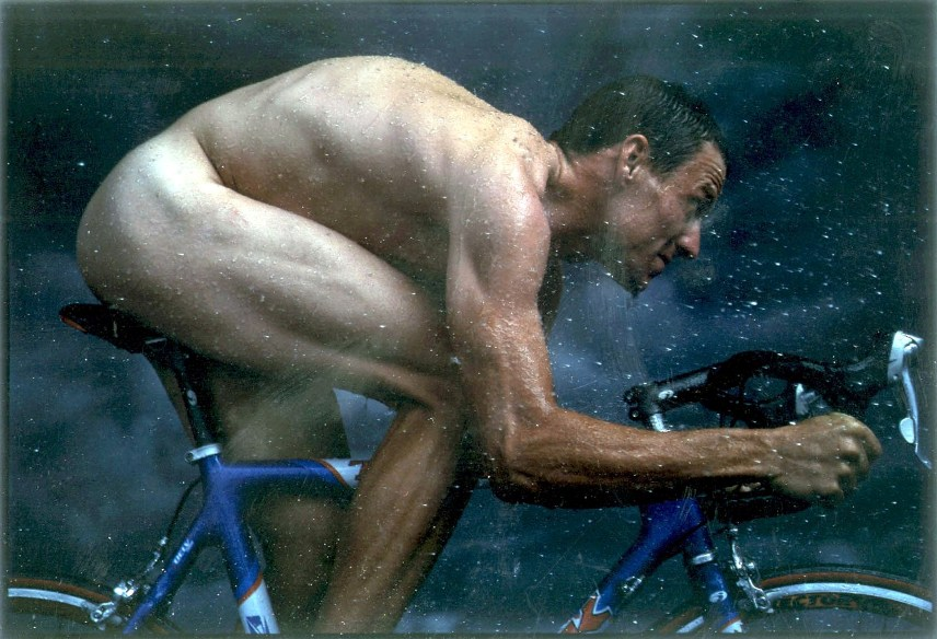Lance Armstrong - its not about the bike