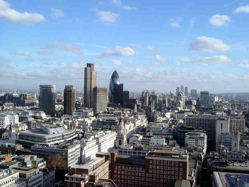 London city bank boom investing