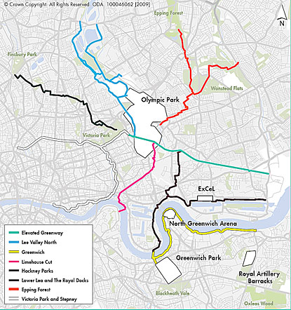 london-green-lanes-cycle-map-olymics