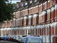 London property boom