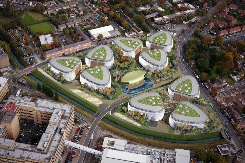Medipark Nottingham Regeneration