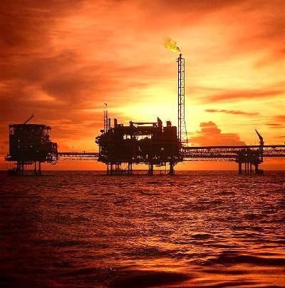 oil-sunset-industry
