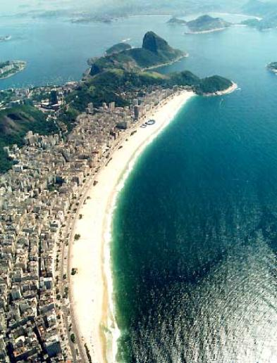 Olympics Rio - beach