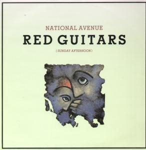 red-guitars-national-avenue-sunday-afternoon