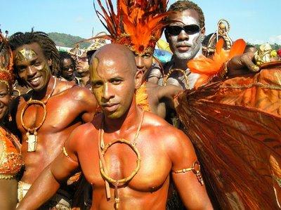 rio carnival men