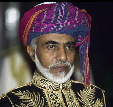 Sultan of Oman