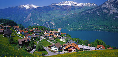Tax haven Switzerland property boom