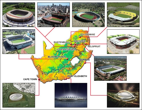 world-cup-2010-stadium-locations