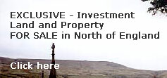 Exclusive Property Investment Opportunities in North of England: Development sites and buy-to-let property for sale